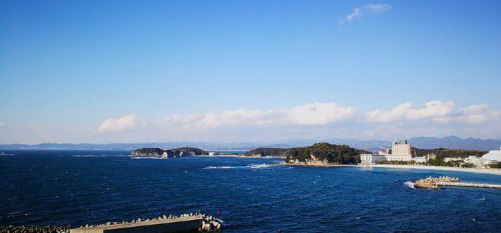 白濱溫泉 –日本三大溫泉之一